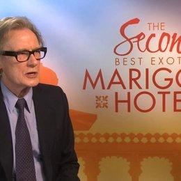 Bill Nighy über Judi Dench - OV-Interview