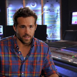 Ryan Reynolds (Guy) über Belt - OV-Interview