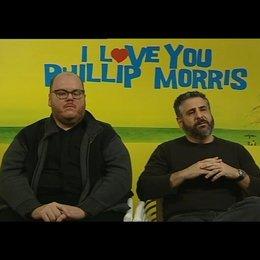 """John Requa und Glenn Ficarra (Regie) über den """"Look"""" des Films - OV-Interview Poster"""