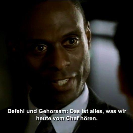 The Wire (Season 01) - Trailer Poster