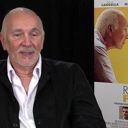 Frank Langella - Frank - über seine Rolle - OV-Interview Poster