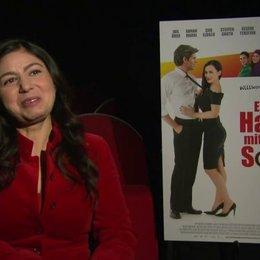 Hatice Akyün über Leben auf der Leinwand, über den Titel, über die Familie - Interview Poster