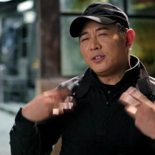 Jet Li -Yin Yang- über den Grund, warum das Publikum in China solche Filme mag - OV-Interview Poster