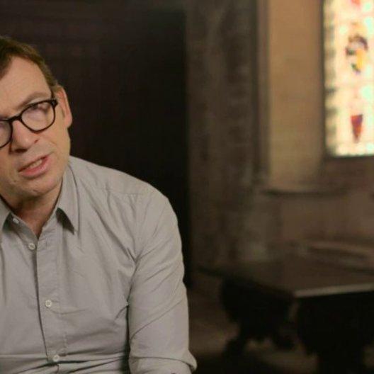 David Nicholls über Bathsheba im Roman - OV-Interview