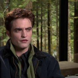 Robert Pattinson - Edward Cullen was die Zuschauer erwarten können - OV-Interview