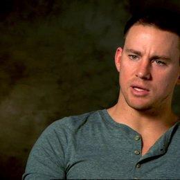 Channing Tatum - Mike - Producer über was die Zuschauer erwartet - OV-Interview
