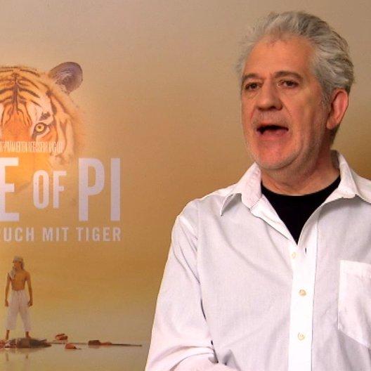 Ilja Richter über den Film und dass er auch ganze Familien anspricht - Interview