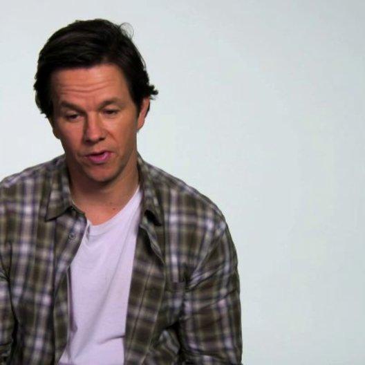 Mark Wahlberg über Samantha - OV-Interview Poster
