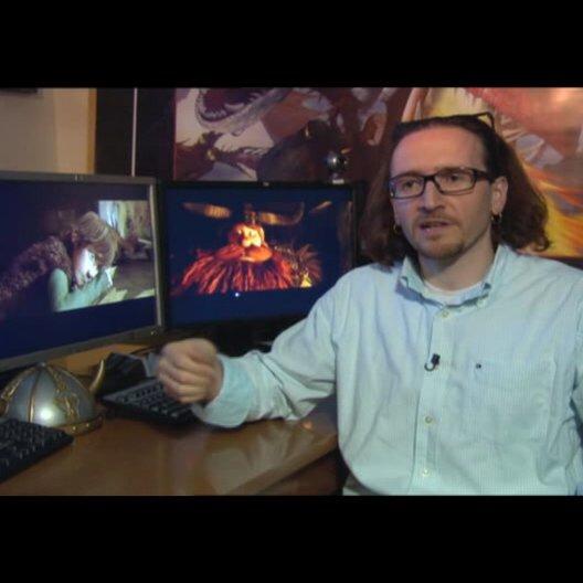 PHIL 'CAPTAIN 3D' MCNALLY - 3D Supervisor, warum der Film perfekt für 3D-Technologie ist - OV-Interview