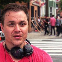 Theodore Melfi über Melissa McCarthy - OV-Interview