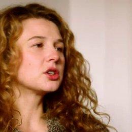 Anna Maria Sturm (Kati) - Interview Poster