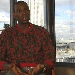 Omar Sy - Samba - über die Intention des Films - OV-Interview