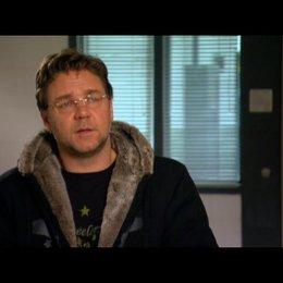 Russel Crowe (John Brennan) über Regisseur Paul Haggis (1) - OV-Interview