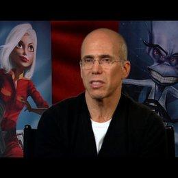 Jeffrey Katzenberg / über die neuen 3D Erfahrungen der Zuschauer im Kino - OV-Interview