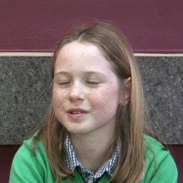Tabea Willemsen (Lilo) über ihre erste Kinoproduktion - Interview Poster