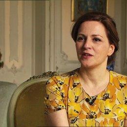 Martina Gedeck über ihre Schauspielerkollegen - OV-Interview Poster