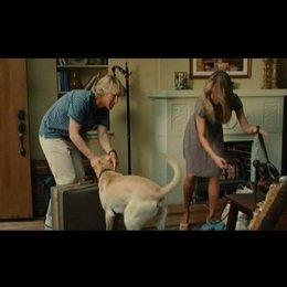 Debby und der Hund - Szene