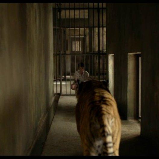 Der Tiger - Szene Poster