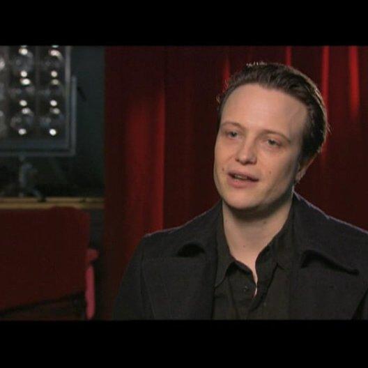 August Diehl über die Arbeit mit den anderen deutschen Schauspielern - Interview