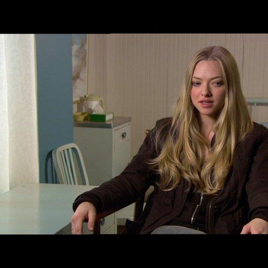 """Amanda Seyfried - """"Jill"""" / über """"Jills"""" Beziehung zu """"Molly"""" - OV-Interview"""
