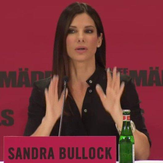 Pressekonferenz in Berlin mit Sandra Bullock - Sonstiges
