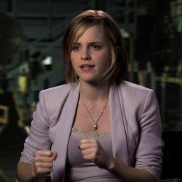 Emma Watson über die Story - OV-Interview