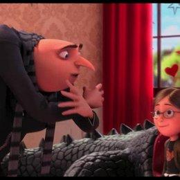 Gru erzählt den Mädchen von seinem neuen Job - Szene