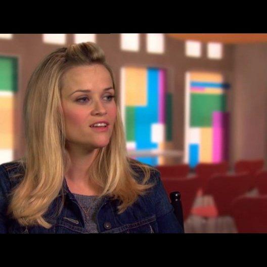 Reese Witherspoon - Lauren - über die Geschichte - OV-Interview