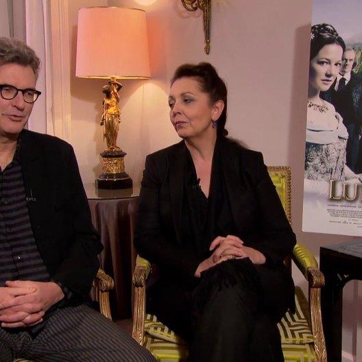 Peter Sehr und Marie Noelle über ihr Interesse an der Person Ludwig - Interview Poster