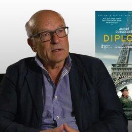Volker Schlöndorff (Regie) über die Begegnung Zwischen General und Diplomat - Interview Poster