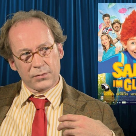 Ulrich Noethen darüber, was den Erfolg des Sams ausmacht - Interview Poster