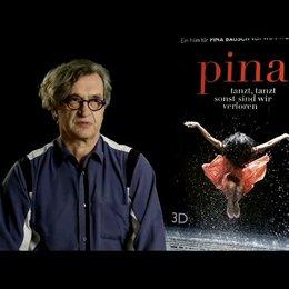 Wim Wenders (Regie) über wie die Idee entstand - Interview Poster