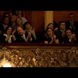 Konzert der Thomaner in Buenos Aires und anschließender Applaus des Publikums - Szene Poster