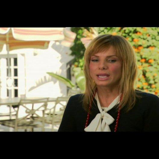 """Sandra Bullock - """"Mary Horowitz"""" & Produktion / über die Schauspieler und Improvisation - OV-Interview"""