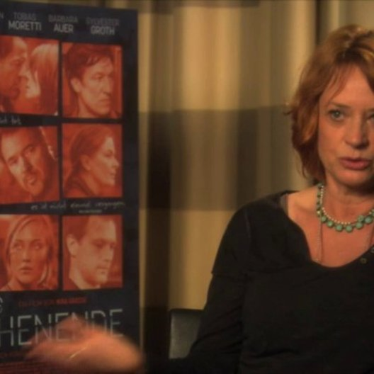 Nina Grosse über die Figur Inga - Interview Poster
