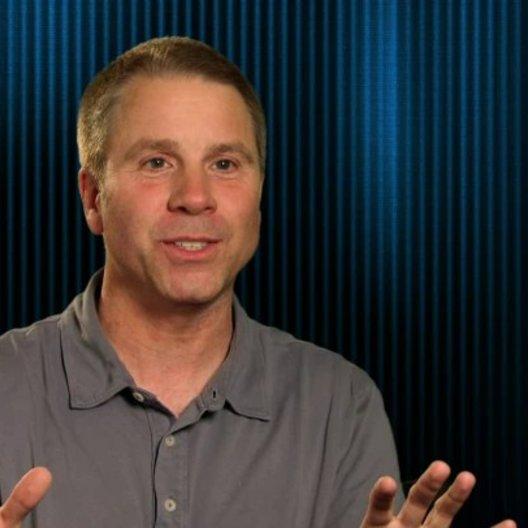 Clark Spencer - Produzent - über die Musik des Films - OV-Interview