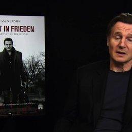 Liam Neeson über Berlin - OV-Interview
