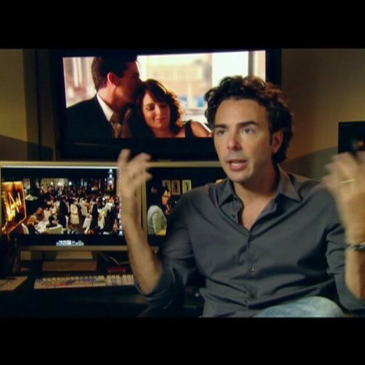 Shawn Levy über die Improvisation am Set - OV-Interview Poster