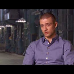 Justin Timberlake (Will Salas) über das Casting - OV-Interview Poster