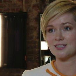 Cecelia Ahern über die Verfilmung von Love Rosie Für Immer Vielleicht - OV-Interview