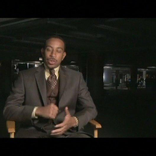 "Interview mit Chris ""Ludacris"" Bridges (Jim Bravura) - OV-Interview Poster"