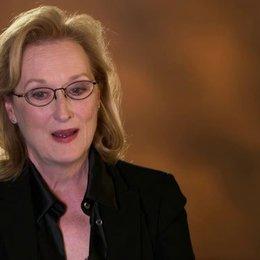 Meryl Streep - Violet Weston -  über ihre Rolle - OV-Interview Poster