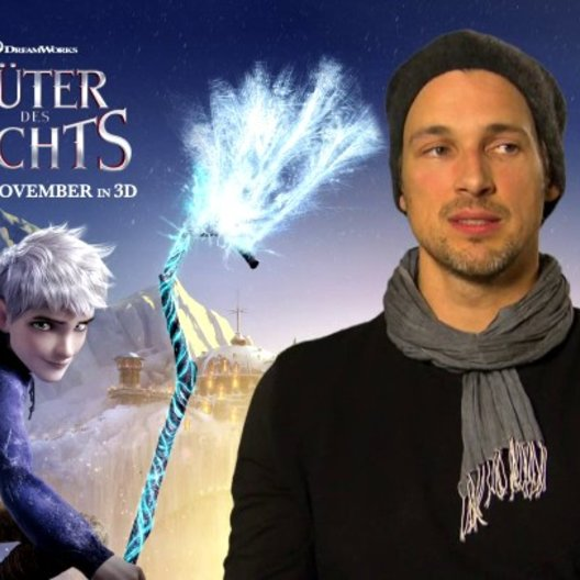 Florian David Fitz - Jack Frost - was den Film ausmacht - Interview