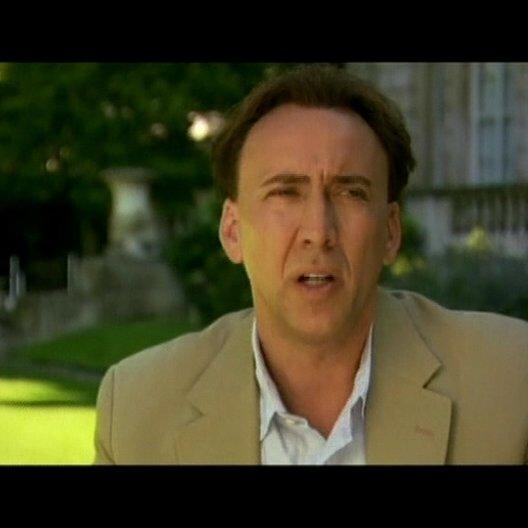 Interview mit Nicolas Cage ( Ben Gates ) - OV-Interview Poster