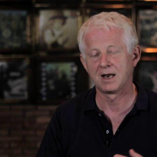 Richard Curtis über die Themen des Films - OV-Interview Poster