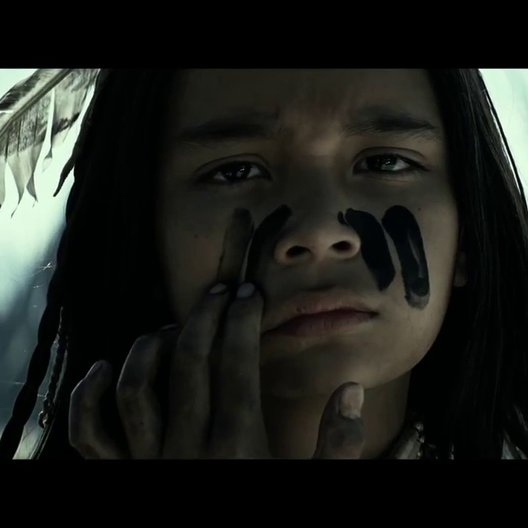 The Lone Ranger (BluRay-/DVD-Trailer)