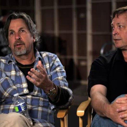 Peter und Bobby Farrelly über die einzigartige Rolle für Jeff Daniels - OV-Interview