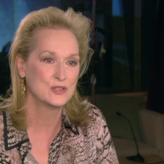 Meryl Streep Kay über Motivation - OV-Interview