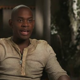 Aml Ameen - Alby - über Gally - OV-Interview Poster