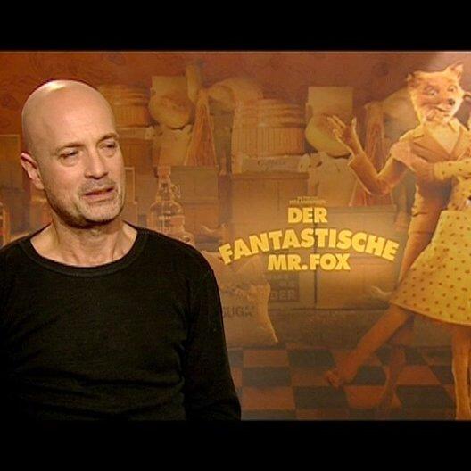 Christian Berkel über die Geschichte und die Figur des Mr Fox - Interview